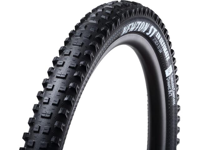 Goodyear Newton-ST EN Premium Polkupyöränrenkaat 61-584 Tubeless Complete Dynamic R/T e25 , musta